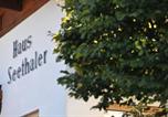 Hôtel Itter - B&B Haus Seethaler-3