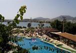Hôtel Gümbet - Tropicana Beach-2