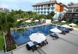 Hôtel Na Chom Thian - Casuarina Jomtien Hotel-2