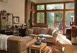 Hôtel Guerneville - Avalon Luxury Bed & Breakfast Lodge-4