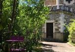 Location vacances Saint-Victor - Chateau de Rochetaillee-2