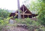 Location vacances Weaverville - The Bears Den, Cabin at Lake Lure-4
