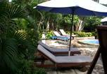 Villages vacances Kubu - Deddy's Beach Bungalow's-1