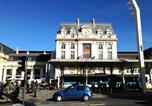 Location vacances Floirac - Studio Gare Saint Jean-3