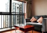 Location vacances Shaoxing - Hangzhou Binqiaowan Apartment Hotel-4