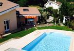 Location vacances Saint-Pierre-d'Entremont - La Grange Buissière-3