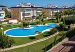 Location vacances Pilar de la Horadada - Bennecke Palmera-4
