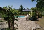 Location vacances Cabrières-d'Avignon - One-Bedroom Holiday home Les Imberts-1