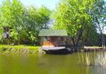 Location vacances Tarcal - Kis-Tisza Üdülőház és Horgásztanya-4