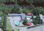 Hôtel Piedmont - Motel de la Rivière-4