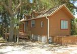 Villages vacances Homosassa - Crystal Isles Cabin 9-1