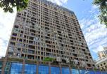Location vacances Leshan - Letu Home City Garden Apartment-4