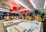 Hôtel Ниш - Hotel Crystal Light-2