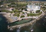 Hôtel Santa Marinella - Albergo Villa Mater Gratiae-1