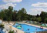 Camping avec Parc aquatique / toboggans Boulogne-sur-Gesse - Camping Garganvilland-4