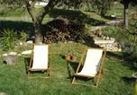 Location vacances Castellina Marittima - Holiday home Podere Le Fontacce-1