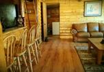 Location vacances Cody - Wapiti Mountain Cabin-4