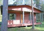 Location vacances Salla - Holiday Home Taivallahden lomamökit-1