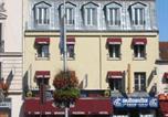 Hôtel Bois-Colombes - Loc'Appart Terminus Hôtel Résidence-2