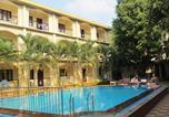 Villages vacances Anjuna - Riverside Regency Resort-3