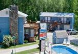 Hôtel Custer - The Brookside Motel / Mt. Rushmore-1