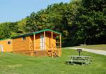 Villages vacances Elkhart Lake - Plymouth Rock Camping Resort Two-Bedroom Cabin 3-2