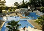 Camping avec Parc aquatique / toboggans Candé-sur-Beuvron - Camping Le Parc des Allais-1