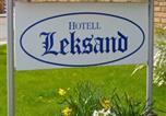 Hôtel Leksand - Hotell Leksand-1