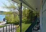 Hôtel Oneonta - Terrace Motor Inn-1