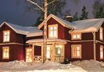 Location vacances Umea - Holiday home Järnäs Nordmaling-1