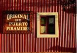 Hôtel Punta Delgada - Hosteria La casa de la Tia Alicia-4