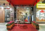 Hôtel Halaskargazi - Istanbul Box Hotel-2