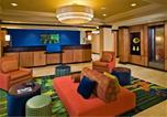 Hôtel New Boston - Fairfield Inn & Suites by Marriott Texarkana-1