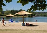 Camping avec Site nature Mesland - Camping du Lac des Varennes-2