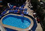 Hôtel Şirinyer - Seren Sari Hotel-2