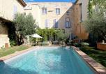 Location vacances La Garde-Adhémar - Dorpsvilla - Saint paul trois châteaux-1