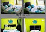 Location vacances Perai - Cosy 3 Bedroom Condo Bm City-4