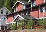 Hôtel Tinn - Rødberg Hotel-1