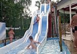 Camping avec Parc aquatique / toboggans Merville-Franceville-Plage - Camping de Salverte-1