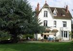 Hôtel Saint-Maurice-près-Pionsat - Villa Castel Marie Louise-1