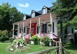 Hôtel Sainte-Germaine-du-Lac-Etchemin - À La Vieille Maison Fradet-4