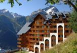 Villages vacances Le Monêtier-les-Bains - Odalys Résidence du Soleil-4