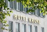 Hôtel Bad Rippoldsau-Schapbach - Hotel Krone-4