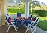 Location vacances Benidoleig - Bougain Villea-4