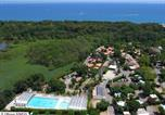 Camping  Acceptant les animaux Nice - Camping La Vieille Ferme-3
