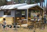 Camping avec Hébergements insolites La Baule-Escoublac - Camping de la Bosse-2