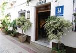 Location vacances Marbella - Hostal La Pilarica-4