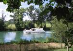 Villages vacances Tonnay-Boutonne - Châlets Camping Belle Rivière-3