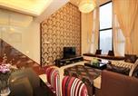 Hôtel 望德堂區 - Aishang Serviced Apartment Huafa-3