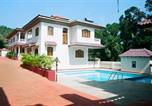 Location vacances Mapusa - Homlr 4 Bedroom Villa In Parra-3